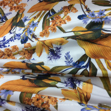Neue Blume Design Digital bedruckte Strick / Jersey Kleid Stoff