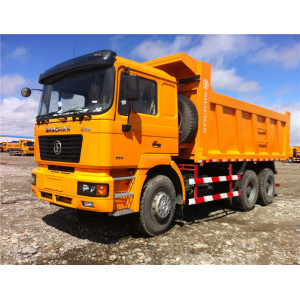 Shacman 10 wheeler truck load capacity with weichai engine shacman china heavy dump truck
