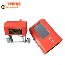Typenschild-Stifte-Markiermaschine für Zylindermaterial