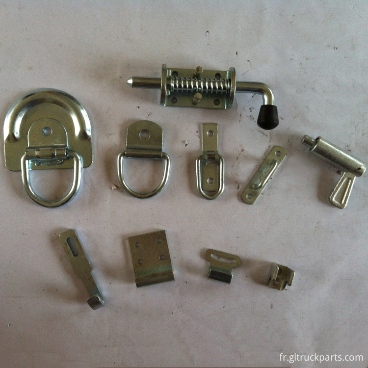 spring bolt and nut for trucks