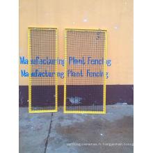 Clôture de sécurité pour équipement de machine / Atelier