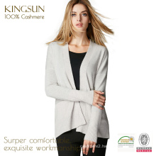 KS-12018A Cashmere Coat Cardigan,100% Cashmere Italian Robe Sweater Women,Ladies Cardigan