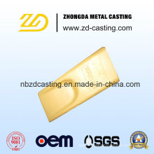 Mining & Engineering Machinery Parts Machining Lost Wax Casting