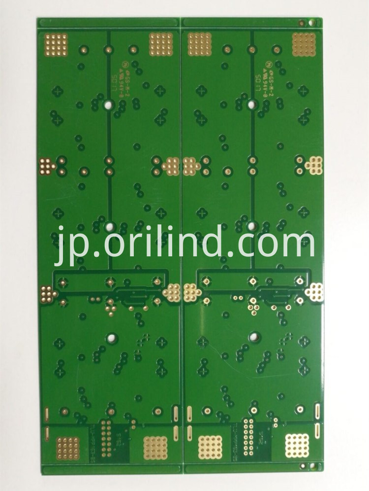 Multilayer thick copper board