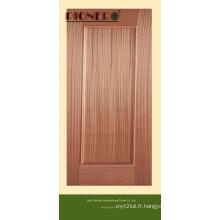 Placage de bois de placage de teck de cendre HDF