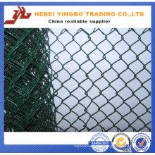 Yb-07 2016 New Cheap Price PVC Coated High Strength Chain Link Fence