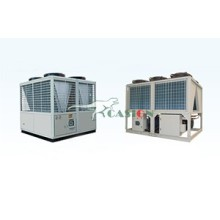 Manufactur standard for Industrial Screw Water Chiller Air cooled screw water chiller supply to Belarus Factories