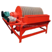 Separador magnético seco para el proceso de refinación de mineral de hierro