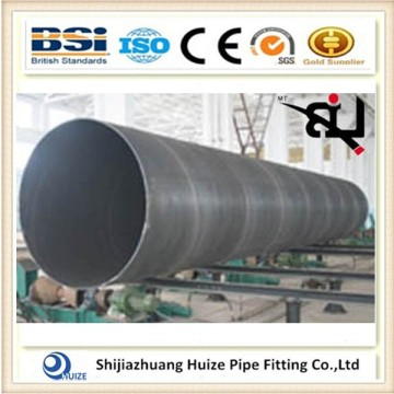 Spiral Welded Beveled Ends Pipe