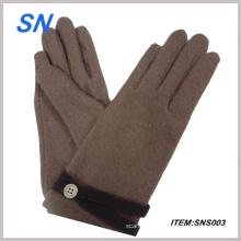 Gants de laine à écran tactile joli et pas cher Femmes (SNS3)