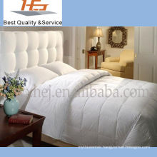 High Quality White Cotton Hotel Luxury Duck Down Duvet
