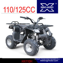 Automatic 110 cc Kids Gas Quad Bike