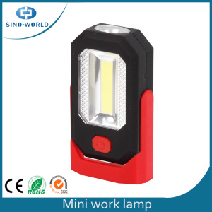 1LED 3W COB Flexible Mini Led Work Light