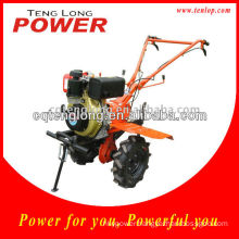 2014New products cultivator tiller with rotary hoe