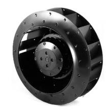 355 * 355 * 118 mm Aluminium-Druckguss Ec-Ventilatoren