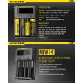 newst  2017 Nitecore I4 Battery Charger