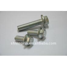 Hochleistungs-Sechskant-Flanschschrauben mit Zähnen 10.9