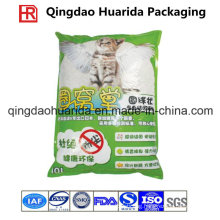 Customized Cat Litter Plastic Bag Manufacturer with Colorful Printing