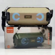 KIMISO KM-205 Amazon Original Factory Outdoor Stereo Speaker Portable Wireless Column Loudspeaker