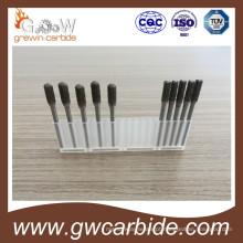 Rebarbas de carboneto de tungstênio para alumínio
