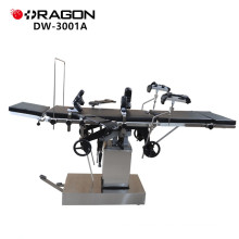 DW-3001A Qualified Adjustable Hydraulic Surgical Bed for Sale