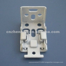 Metal wall bracket or installation bracket for roman blind, Ceiling clip for curtain track,roman blinds parts/accessories