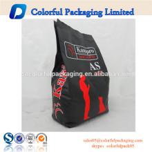 Custom printing plastic aluminum foil pet food packaging bags for dog and cat food