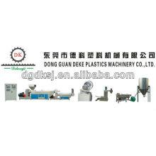 Máquina de reciclaje de plástico DKSJ-150 / 140A