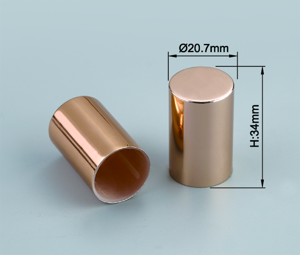Wholesale Aluminum Cap For Perfume Bottle