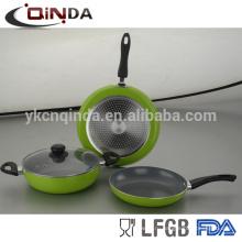 Китай поставщик Италия антипригарное керамические наборы посуды