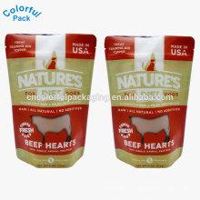 2011 nouvelle impression Emballage alimentaire pour animaux de compagnie pour les chiens ou les chats