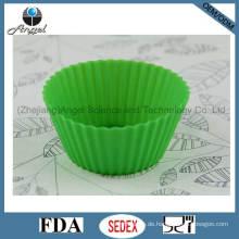 Großes Kuchen-Werkzeug-Silikon-Kuchen-Wanne Sc01 (L)