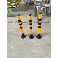 High Quality Steel Pipe Warning Column