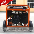 6kw Portable gasoline elctric generator price with CE and GS