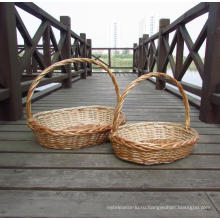 (BC-WB1016) Высокое качество Handmade естественной корзины корзины ивы / подарка