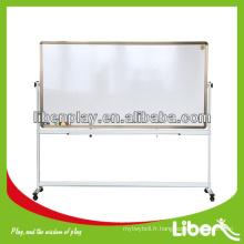 Panneau blanc magnétique, tableau blanc, table à effacer à sec LE.HB.002