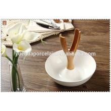 Caliente nuevos hign calidad cerámica tazón de sopa de productos para 2015