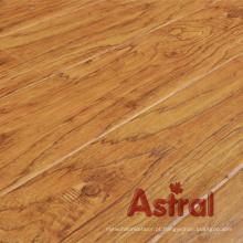 Registrado textura de madeira real laminado (AS6011)