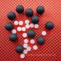 Bola de goma de silicona de 4 mm