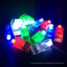 Dedo do diodo emissor de luz dos lasers da iluminação da decoração do partido