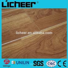 Intérieur Produits laminés en stratifié Chine intérieur Revêtement de sol stratifié petite surface gaufrée