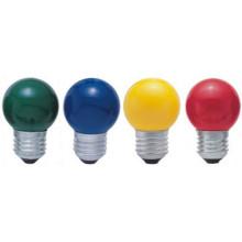 45mm E26 / E27 Color Bulbo de recubrimiento Bulbo de bola helada