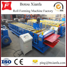 Metal Roof Tile Roll Forming Making Machine