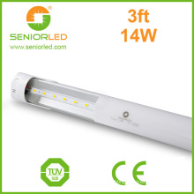 Strip 3528 T8 LED Tube with Plastic Cover