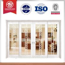 HDF solid wood door main front entrance doors wooden double door design double entry doors