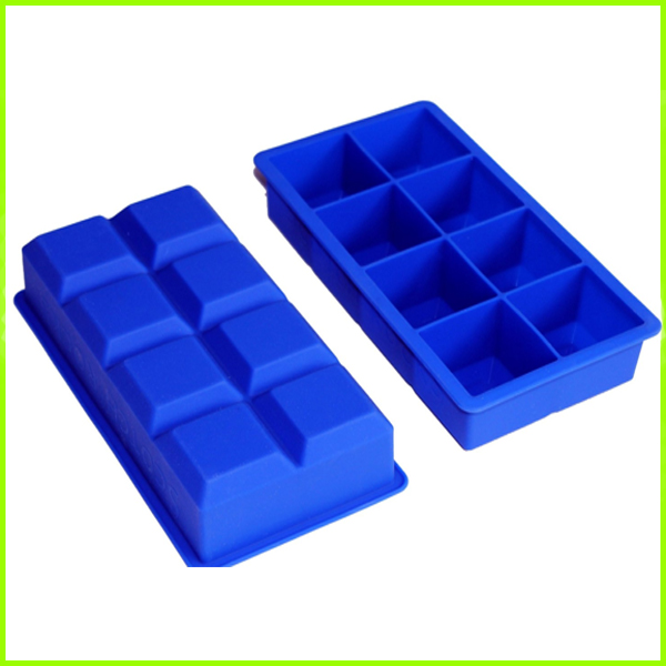 8 Caves Custom Silicone Ice Cube Tray Mold