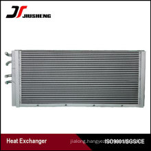 Bar And Plate Excavator Oil Cooler For Cat E426