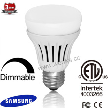 Dimmable High Lumen E26 LED Bulb Lamp R20