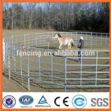 Clôture de panneau d'élevage de chevaux usée portable