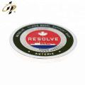 Shuanghua personalizado barato metal prata esmalte militar moeda lembrança